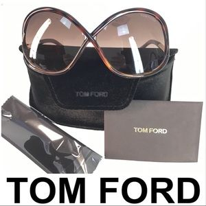 Tom Ford Ivanna Sunglasses